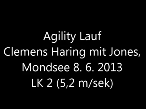Jones Sieg in Mondsee